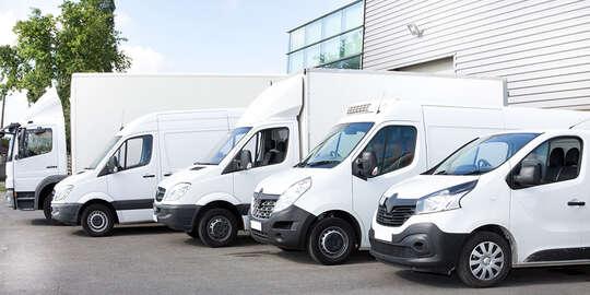 Samochody dostawcze - dywanik na przestrzeń załadunkową