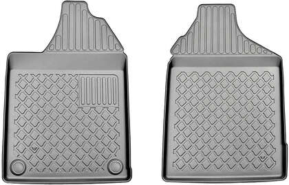 ARISTAR gumowe dywaniki samochodowe Aixam Sensation Crossline HB 3D od 10.2016r. 653930 TYLKO PRZÓD