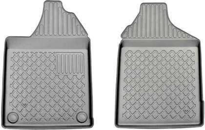 ARISTAR gumowe dywaniki samochodowe Aixam Sensation City HB 3D od 10.2016r. 653930 TYLKO PRZÓD