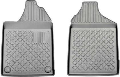 ARISTAR gumowe dywaniki samochodowe Aixam eCoupe HB 3D od 02.2017r. 653930 TYLKO PRZÓD