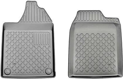 ARISTAR gumowe dywaniki samochodowe Aixam Crossline HB 3D od 2005-2010r. 653933 TYLKO PRZÓD
