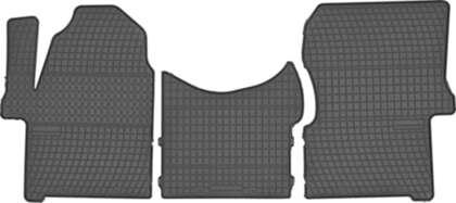 Prismat gumowe dywaniki samochodowe Volkswagen Crafter od 2006-2016r.
