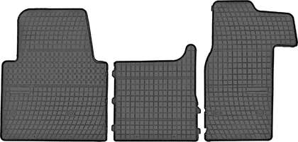 Prismat gumowe dywaniki samochodowe Opel Movano B od 2010r.