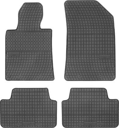 Prismat gumowe dywaniki samochodowe Peugeot 508 I od 2011-2018r.