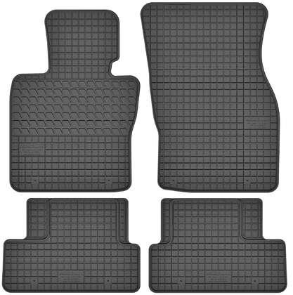 Motohobby  gumowe dywaniki samochodowe Mini One III 5D od 2014r. 200105M