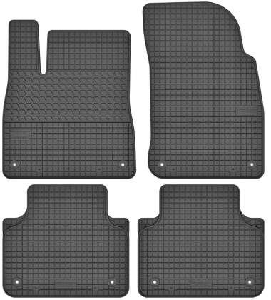 Motohobby  gumowe dywaniki samochodowe Audi Q7 II od 2015r. 200108M