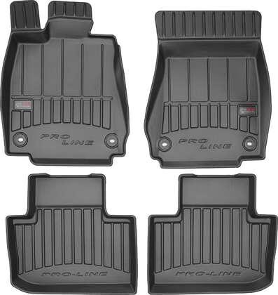 Gumowe dywaniki samochodowe Lexus IS III od 2013r. FROGUM 3D409354