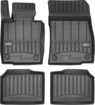 Gumowe dywaniki samochodowe Mini Countryman I Cooper S od 2010-2016r. FROGUM 3D409545