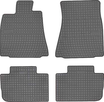 FROGUM gumowe dywaniki samochodowe Lexus IS III od 2013r. 410619