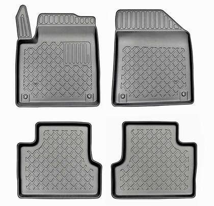 ARISTAR gumowe dywaniki samochodowe Jeep Cherokee V KL SUV 5D od 2014-2019r. 602687