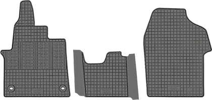CIK-CAR gumowe dywaniki samochodowe Citroen Jumpy III Furgon od 2016r.  CIT00019