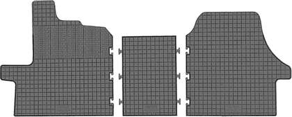 CIK-CAR gumowe dywaniki samochodowe Fiat Ducato  od 2006r. FIAT00001