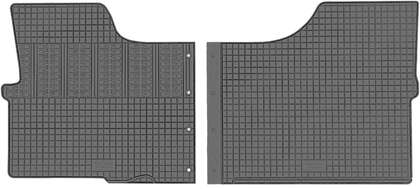 CIK-CAR gumowe dywaniki samochodowe Iveco Daily od 2014r. IVE00001