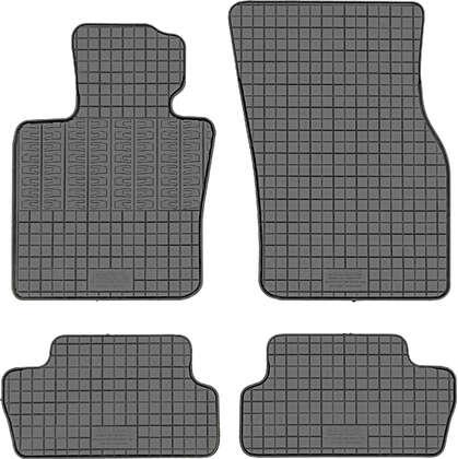 CIK-CAR gumowe dywaniki samochodowe Mini Cooper One F56 3D od 2014r. MINI00001