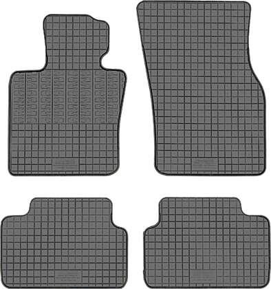 CIK-CAR gumowe dywaniki samochodowe Mini Cooper One F55 5D od 2014r. MINI00002