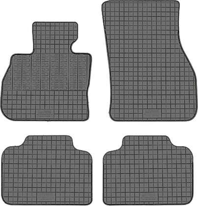 CIK-CAR gumowe dywaniki samochodowe Mini Countryman F60 od 2017r. MINI00003