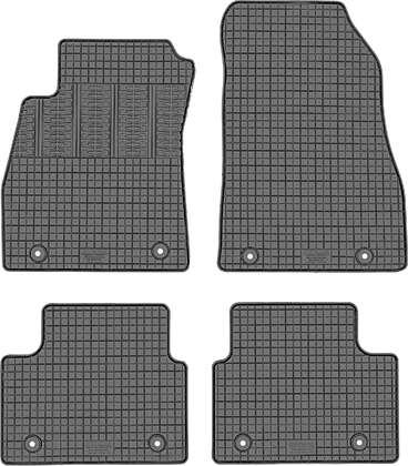 CIK-CAR gumowe dywaniki samochodowe Opel Insignia A po liftingu od 2014-2017r.  OPE00005