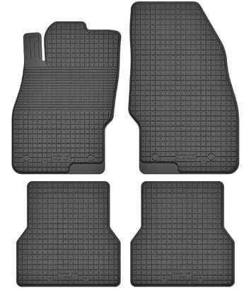Motohobby bezzapachowe gumowe dywaniki samochodowe Alfa Romeo Mito od 2008r. (UX-1)