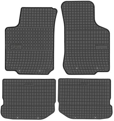 FROGUM gumowe dywaniki samochodowe Skoda Octavia I od 1997-2010r. 000012