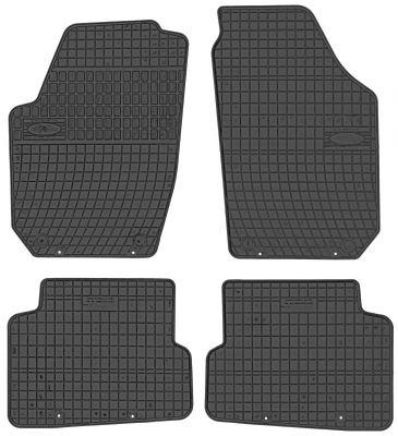 FROGUM gumowe dywaniki samochodowe Skoda Fabia II od 2007-2017r. 000017