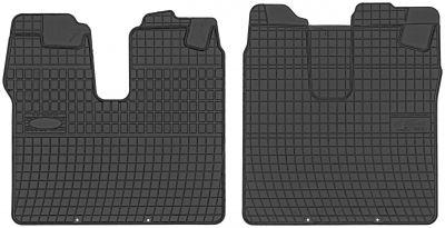 FROGUM gumowe dywaniki samochodowe MAN TGA  szeroka kabina od 2005r.