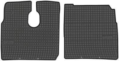 FROGUM gumowe dywaniki samochodowe MAN F90 F200 z podpórką od 1994r