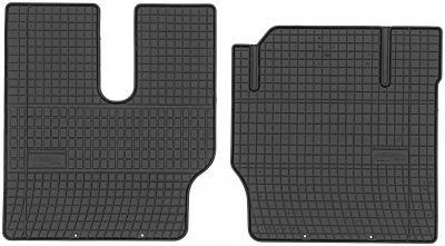 FROGUM gumowe dywaniki samochodowe MAN F90 F200 bez podpórki od 1994r