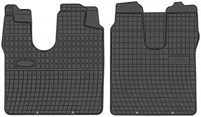 FROGUM gumowe dywaniki samochodowe MAN TGS kab. wąska / sypialniana od 2005r