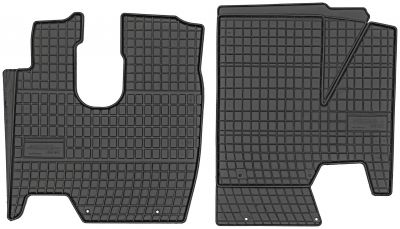 FROGUM gumowe dywaniki samochodowe Mercedes Atego 1995-2005r