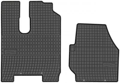 FROGUM gumowe dywaniki samochodowe Mercedes Actros MP2 i MP3 2003-2008r