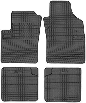 FROGUM gumowe dywaniki samochodowe Fiat 500 od 2007r. 000307