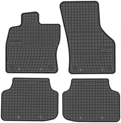 FROGUM gumowe dywaniki samochodowe Skoda Octavia III od 2013r. 000365