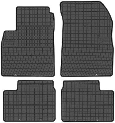 FROGUM gumowe dywaniki samochodowe Nissan Micra K13 od 2010-2016r. 000451