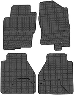 FROGUM gumowe dywaniki samochodowe Nissan Navara od 2005-2014R. 000454