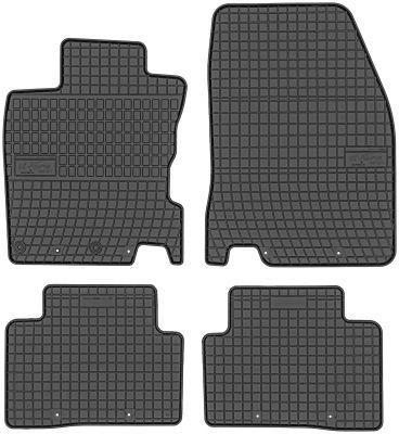 FROGUM gumowe dywaniki samochodowe Nissan Qashqai II od 2013r. 000457