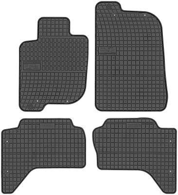 FROGUM gumowe dywaniki samochodowe Mitsubishi L200 od 2006-2016r. 000483