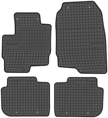 FROGUM gumowe dywaniki samochodowe Mitsubishi Colt VI od 20082012r. 000484