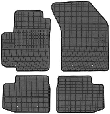 FROGUM gumowe dywaniki samochodowe Fiat Sedici od 2006-2014r. 000600
