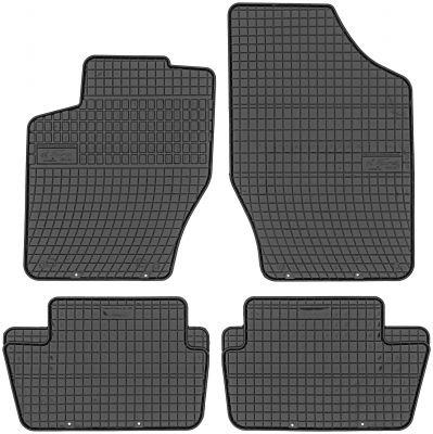 FROGUM gumowe dywaniki samochodowe Citroen C4 I od 2004-2010r. 000632C