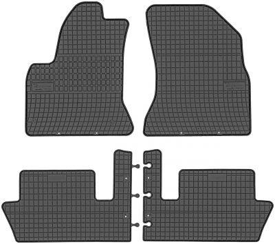 FROGUM gumowe dywaniki samochodowe Citroen C4 Picasso 5os od 2006-2013r. 000636