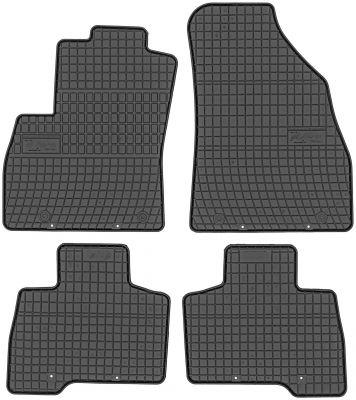 FROGUM gumowe dywaniki samochodowe Fiat Fiorino 5os od 2007r. 000637