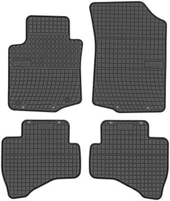FROGUM gumowe dywaniki samochodowe Toyota Aygo I od 2005-2014r. 000639
