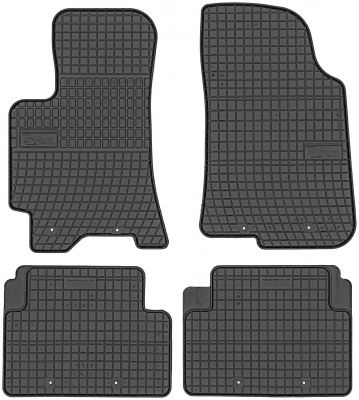 FROGUM gumowe dywaniki samochodowe Daewoo Lanos od 1997-2008r. 000704