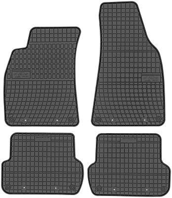 FROGUM gumowe dywaniki samochodowe Audi A4 B6 B7 od 2000-2007r. 000729