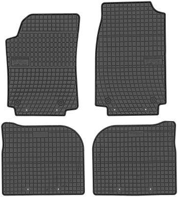 FROGUM gumowe dywaniki samochodowe Audi 100 od 1990-1994r. 000731