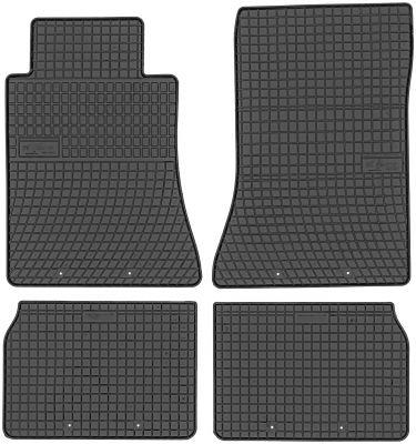 FROGUM gumowe dywaniki samochodowe Mercedes W124 od 1984-1997r. 000784