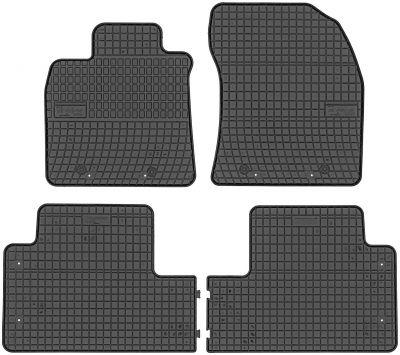 FROGUM gumowe dywaniki samochodowe Toyota Avensis III od 2009-2018r. 000802