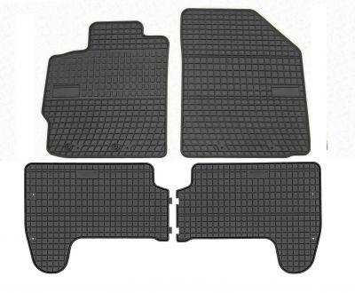 FROGUM gumowe dywaniki samochodowe Toyota Yaris od 2005-2011r. 000803