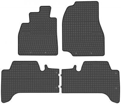 FROGUM gumowe dywaniki samochodowe Toyota Land Cruiser J100 od 1998-2007r. 000805