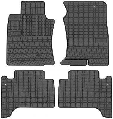 FROGUM gumowe dywaniki samochodowe Toyota Land Cruiser J120 od 2002-2009r. 000806